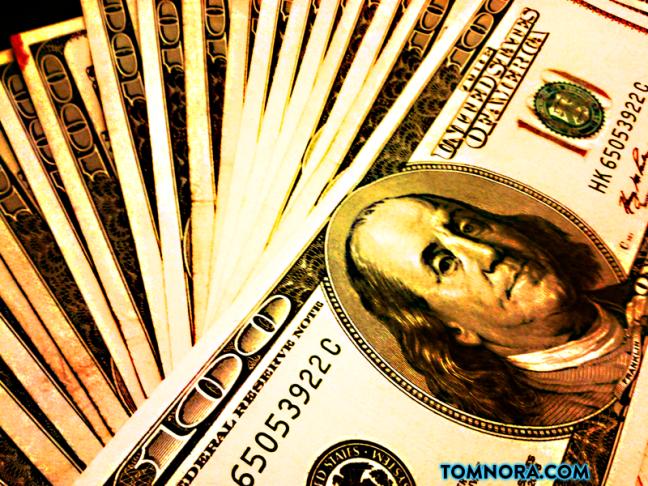 MONEY-HUNDREDS